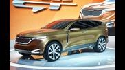 2016 Kia Sorento (new generation, specs and price)