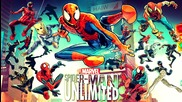 Spider-man Unlimited - Sony Xperia Z2 Gameplay