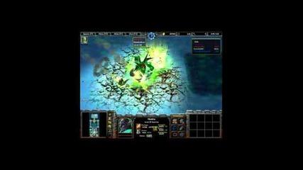 Warcraft 3 with Venom_961 and Xplo0de