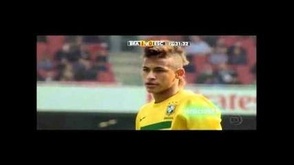 Neymar - Dribles e Gols 2011