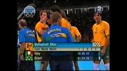 Атина 2004 | Финал на мъжкия волейболен турнир: Италия – Бразилия (сет 3)