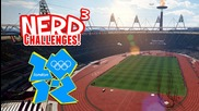 Nerd3 Challenges! Win The Olympics! London 2012 Game