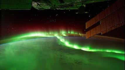 Земята | Изглед от Космоса
