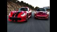 Srt Viper Gts vs Chevrolet Corvette Zr1! - Head 2 Head Episode 24
