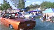 "Watercar - Amphibious Car Python Edition at Lake Havasu and Newport Beach Ca ""american Deamin"""