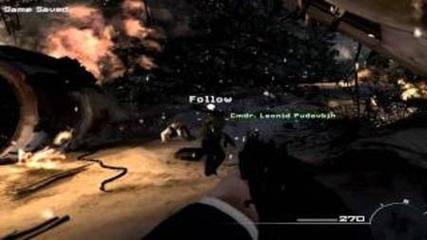 Modern Warfare Sp | Mission - Turbulense