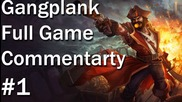 Gangplank on Ranked - League of Legends