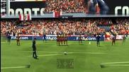 Fifa 14 - Online Goals & Skills