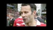14.05.2011 Манчестър Юнайтед спечели 19 титла на Англия!