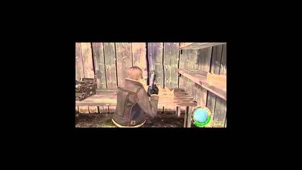 Resident Evil 4 w/ kriss Ep.1
