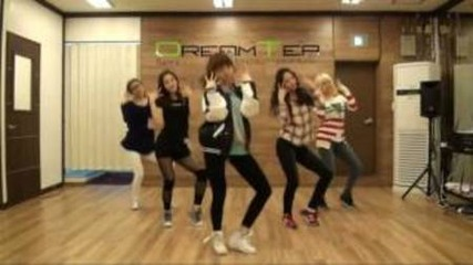 Girl's Day - Twinkle Twinkle (dance tutorial)