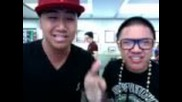 (super Impromptu!) Airplanes (cover/remix) @ The Apple Store - J.r.a. & Traphik