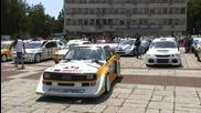 Audi Quattro S1 Group B (770 Hp) - Overview of Prospeed Bulgaria - Hillclimb Champion 2011