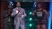 Mvp reveals his plan to destroy Eric Young before Slammiversary (june 12, 2014)