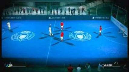Малко Fifa Street Real Madrid vs Arsena