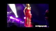 Сел на концерт в Чили пее боса! :d