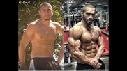 Невероятно! Лазар Ангелов преди и след трансформация!