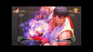 Super Street Fighter 4 - Ryu Ultra 1 Metsu Hadouken
