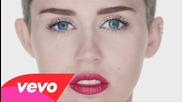 Miley Cyrus - Wrecking Ball (explicit)