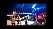Wwe Smackdown 15.4.12 William Regal and Tyson Kid Entrance