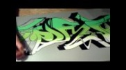 Sway24 Graffiti Canvas # 6