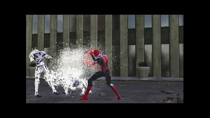 spider-man web of shadow-trailer