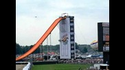 Fearless at the (indy) 500 Record Jump