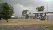 Силна гръмотевична буря в Индиана 29.6.2012