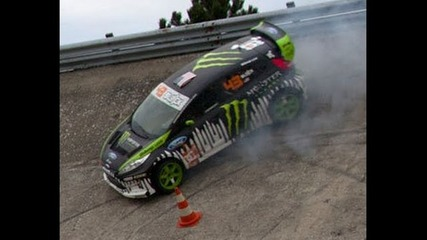 Ken Block Gymkhana's a Wall, Lil Wayne Drives a Fiat 500, Audi brings the Tt-rs to U.s.