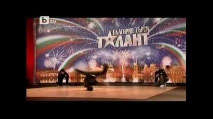 Българиа търси талант-брейкденс