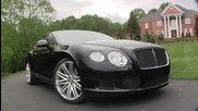 Roadflytv - 2013 Bentley Continental Gt Speed Review & Road Test by Ross Rapoport