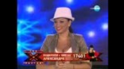 X Factor - Сани - Woman's Worth