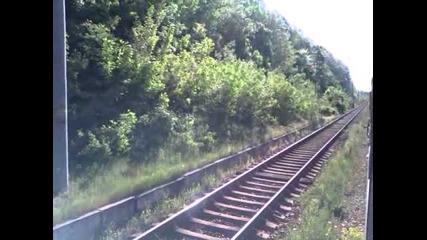 Пътуване с пътнически влак- Варна- Карнобат