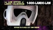 Law Office of Lando Calrissian