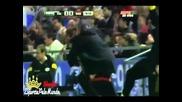 Ето как реагира Моуриньо на гола на Роналдо !