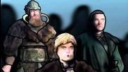 Забавно :d Game of Thrones пародия (s01e08)