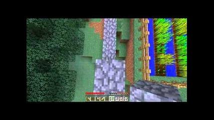 Minecraft - Приключенията на Дани , Mapиo и Зайо Еп.9