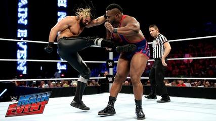 Wwe Main Event 16/09/14 Big E vs. Seth Rollins