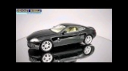 Jaguar Xk Coupe - 1:24 - Welly