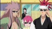 Renji Spending Too Much Time with Zabimaru