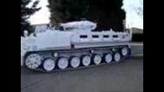 Tank Limo - The worlds only stretched tracked vehicle