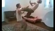 Extreme dancing