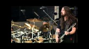 Anthrax Live in Gothenburg