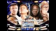 "Wrestlemania 28 Dream Card ""the Biggest Moment in Wrestlemania History"""