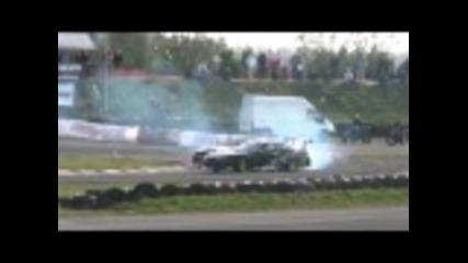 Nigel Colfer S13 1jz Engine Vs. James Deane ( J D M A ll S tars )