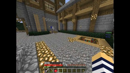 Minecraft!!!як Сървър!!!