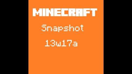 Minecraft Snapshot 13w17a