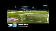 Serie A 2011-2012 Top 20 Goals