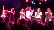 New Cimorelli Song Wings Live At The Roxy 7/17/12