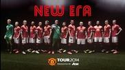 Manchester United - New Era - Pre-season - Best Moments - 2014-2015 - Hd